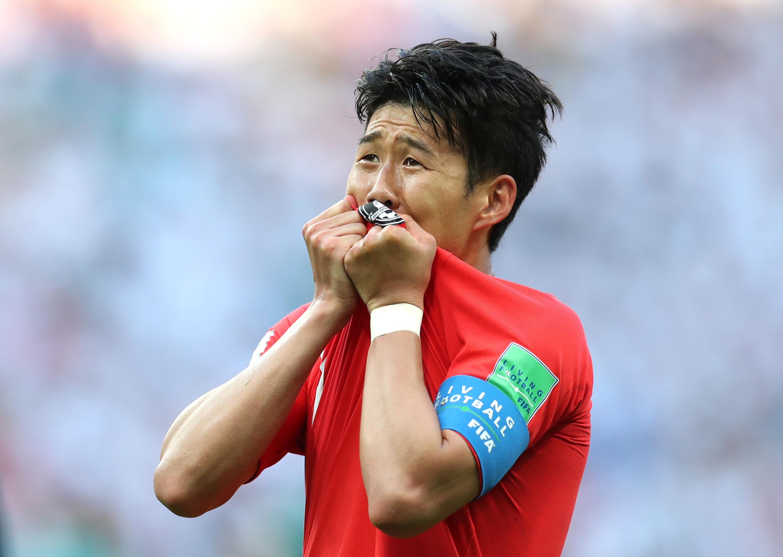 Corea Alemania Rusia 2018 Mundial