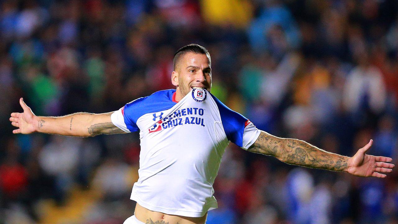 Cruz Azul Querétaro Liguilla Apertura 2018 Ida Cuartos Final