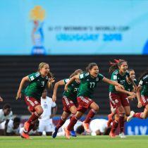 Mundial Sub-17, Selección Mexicana, Femenil, Semifinal