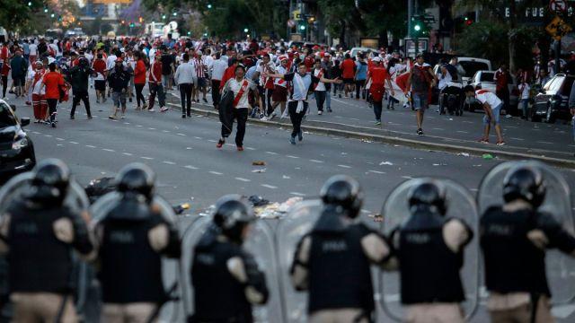 Estadio Monumental, Robos, Vehículos, Entradas, Boca vs River