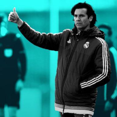 Santiago Solari Quién Entrenador Real Madrid