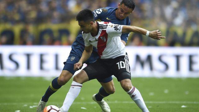 Final Libertadores, Boca, River, Reacciones, Ida