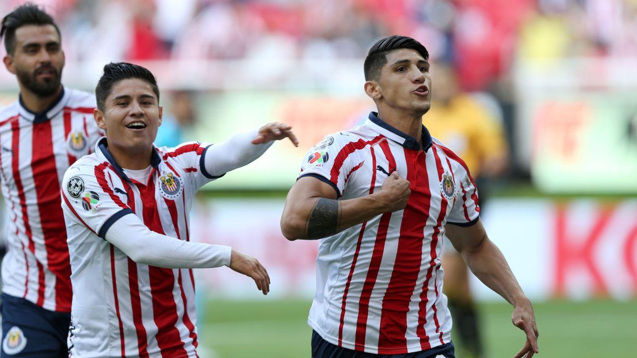 Alan Pulido Jugará Monterrey Acuerdo Chivas