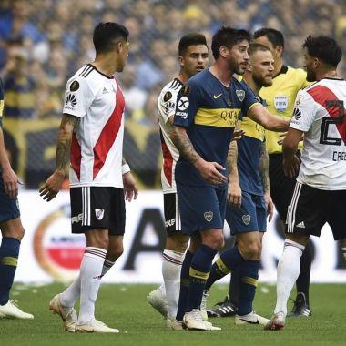 Copa Libertadores, Final, Fuera, Argentina, Conmebol