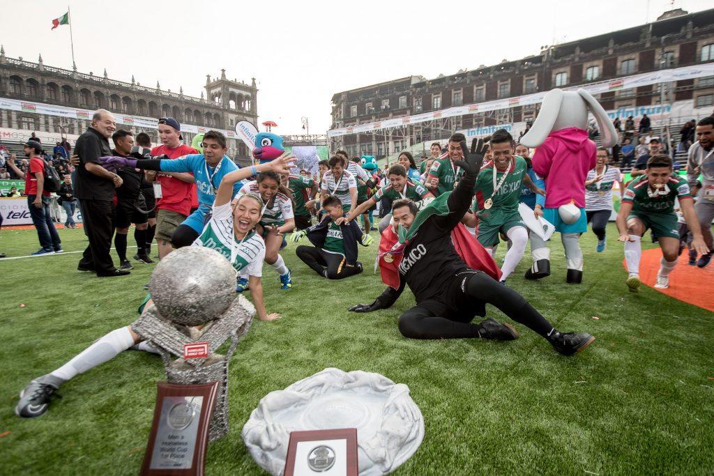 Homeless World, Cup Selección Mexiana, México, 2018 Los Pleyers