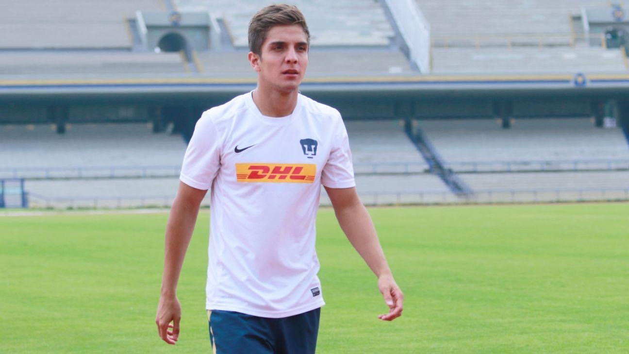 Pumas Olvida Jugador Estadio Rodrigo González