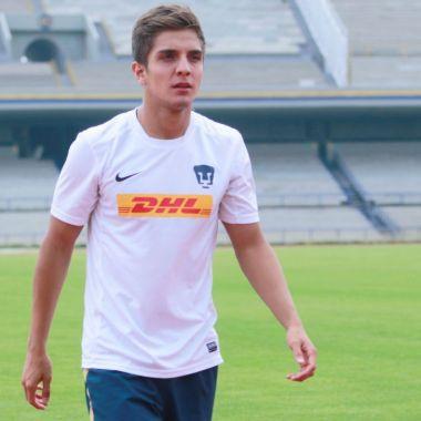 Pumas olvida a un jugador en el Estadio Nemesio Diez