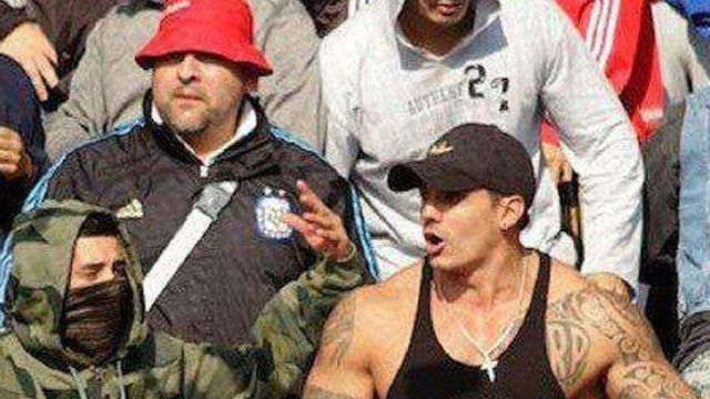 Líder Barra River Plate Boca Juniors Héctor Caverna Godoy