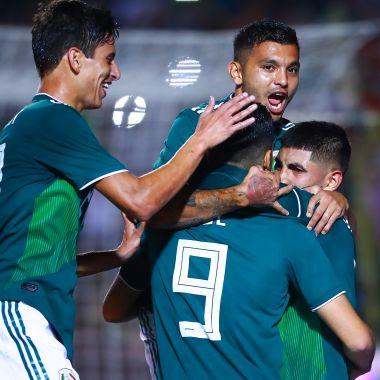 México vs Argentina Segundo Juego Hora Dónde Ver Los Pleyers