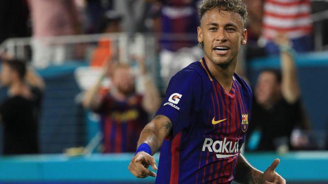 Neymar, Real Madrid Barcelona, PSG Los Pleyers