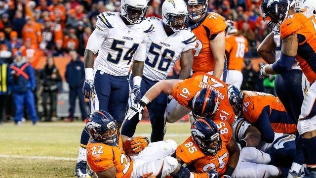 NFL 2018 Semana 11 Horarios Falcons Chargers Cowboys Broncos