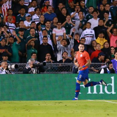 Nicolas Castillo Benfica Portugal Pumas Liga MX