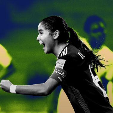 Nicole Pérez Selección Femenil Sub-17 México Chivas