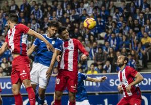 Oswaldo Alanís Gol Real Oviedo Europa Los Pleyers