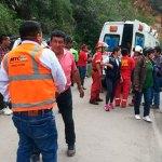 Niños Futbolistas Mueren Accidente Autobús Perú