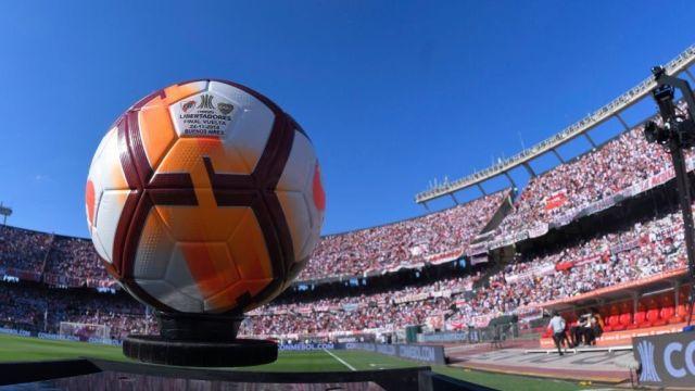 Postergan Final Copa Libertadores River Vs Boca
