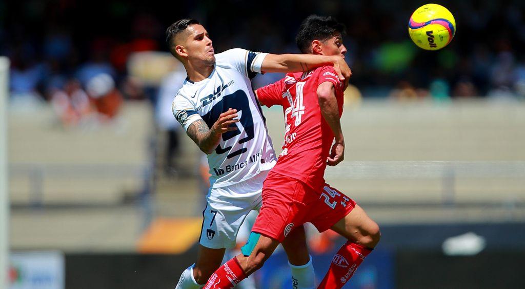 Pumas, Toluca, Jornada 16, Horario Los Pleyers