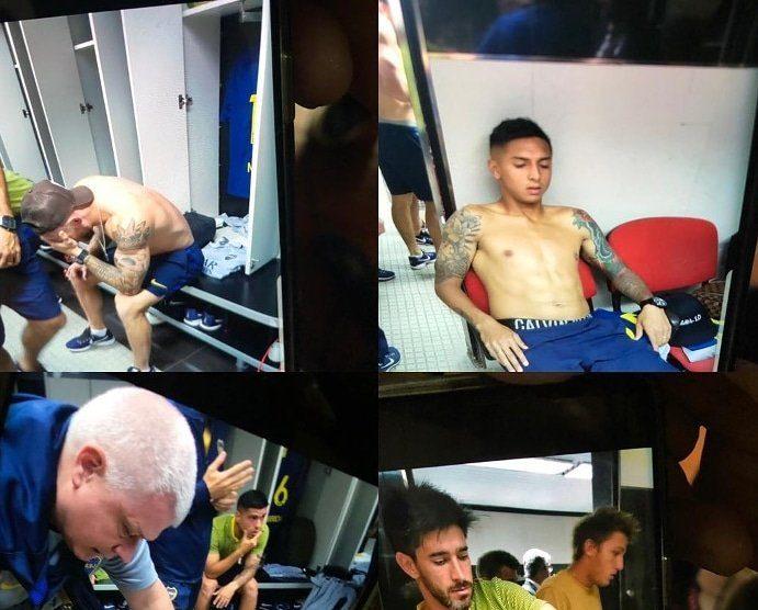 Reacciones Redes River Vs Boca Copa Libertadores Los Pleyers