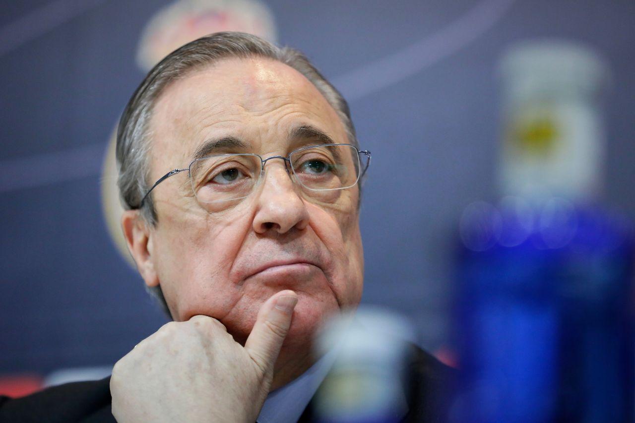 Real Madrid, Florentino Pérez, Balón Oro, Votaciones Los Pleyers