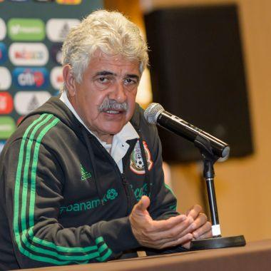 Selección Mexicana, Tuca Ferretti, Tri, Interino Los Pleyers