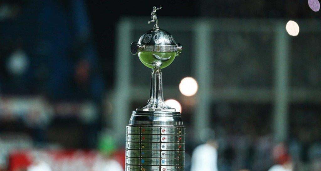 Trofeo Copa Libertadores Taxi Los Pleyers