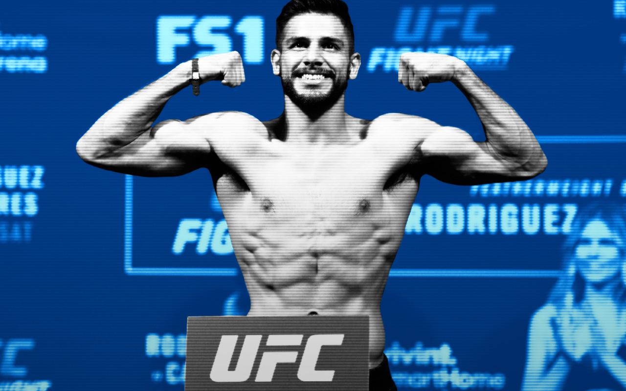 Yair Pantera Rodríguez Korean Zombie UFC Cartelera Denver Mexico Horario