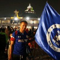 Aficionados Cruz Azul Basílica Final Los Pleyers
