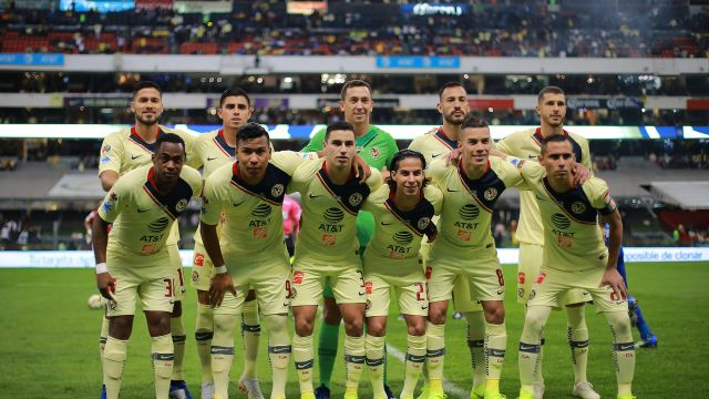 Alineación América Cruz Azul Final Vuelta Los Pleyers