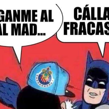 Los memes acaban con Chivas y los convierten en la burla nacional
