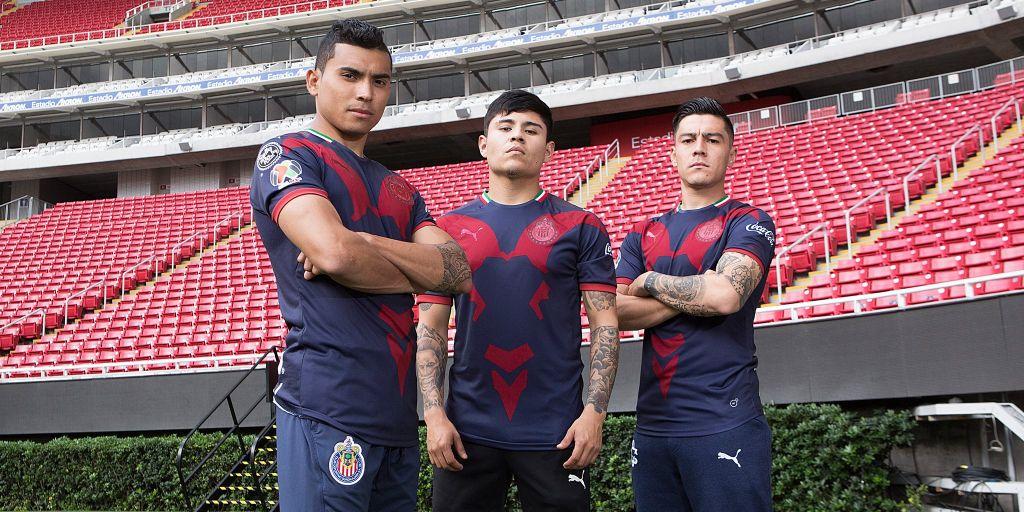 Reacción redes sociales nueva camiseta Chivas 191fbaf1ee116