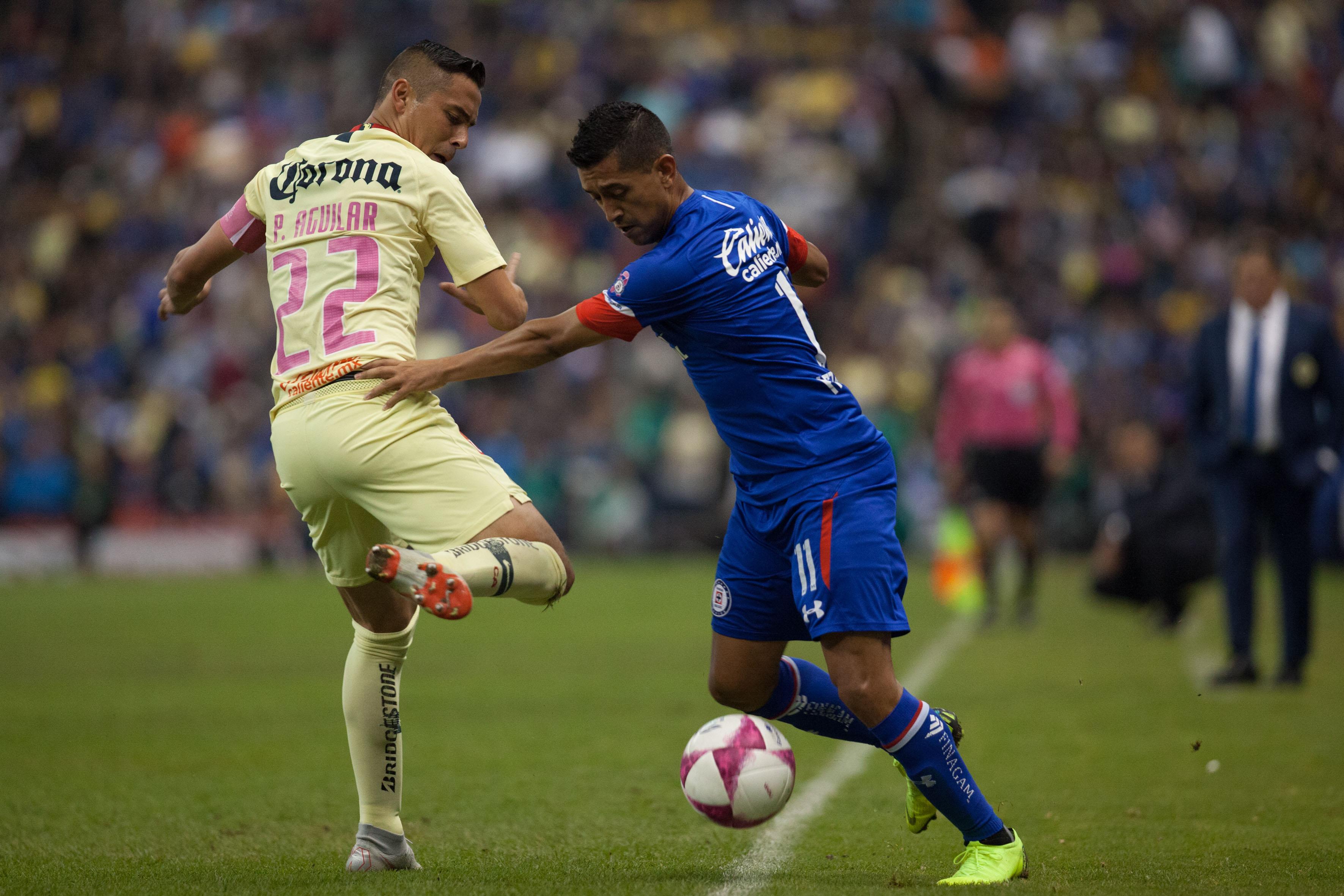 Cruz Azul, America, Apertura 218, Final Los Pleyers