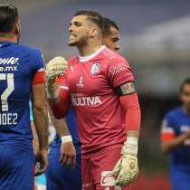 Cruz Azul Fichaje Tiago Volpi Jesús Corona Los Pleyers