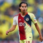 Diego Lainez América Ajax Europa Rumor Oferta Holanda Transferencia