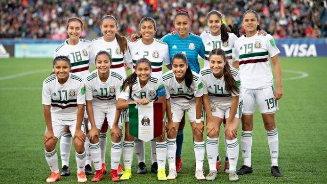 Selección Mexicana Femenil Mundial Sub-17 Reacciones