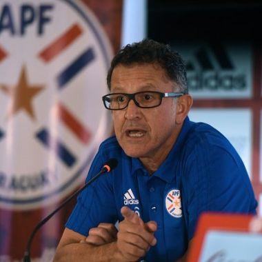 Juan Carlos Osorio Enfrentará México Paraguay