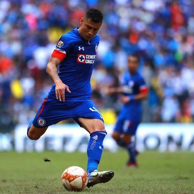 Chivas Jugadores Cruz Azul Orbelín Pineda
