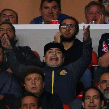 Mario García, Luis Islas, Maradona, Dorados