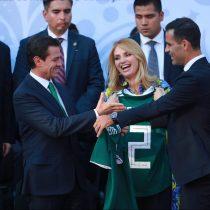 Presidencia de México, Rafael Márquez, Tri, Entrenador