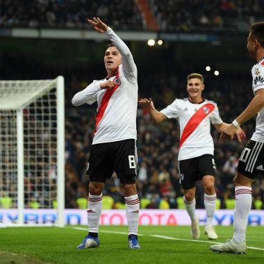 Goles Final Copa Libertadores 2018 Boca River Plate