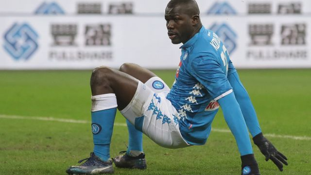 Inter Milan, Kalidou Koulibaly, Napoli, Racismo Los Pleyers