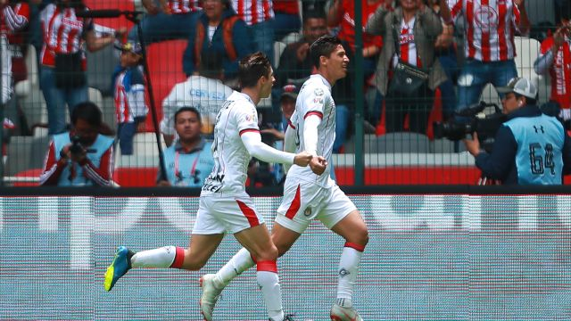 Jesús Molina, Ángel Zaldívar, Monterrey, Chivas Los Pleyers