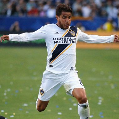 Barros Schelotto Técnico Galaxy Hermanos Dos Santos MLS