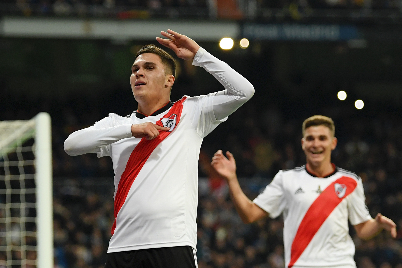 Juan Fernando Quintero, River Plate, Libertadores, 2018 Los Pleyers