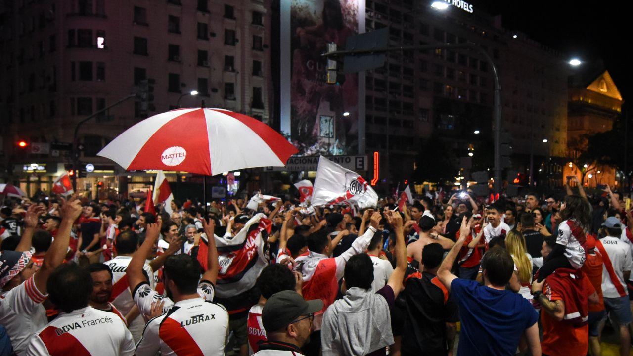 Matan Aficionado River Plate Final Copa Libertadores