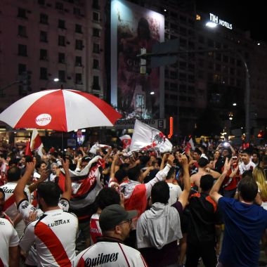 Matan a aficionado de River Plate tras Final de la Copa Libertadores