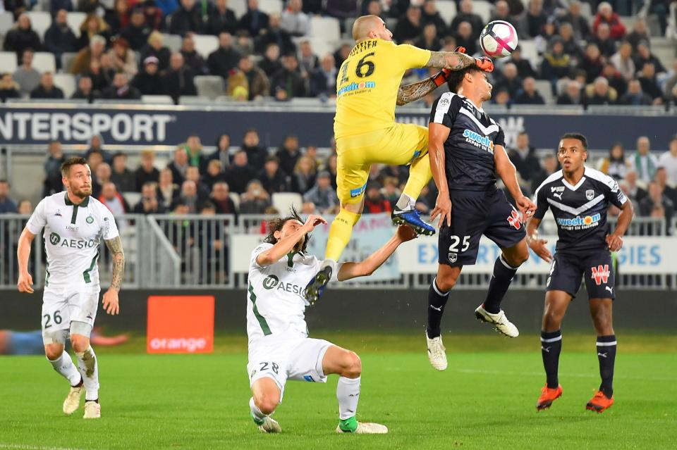 Neven Subotic, Saint Etienne, Ligue 1, Golpe Los Pleyers