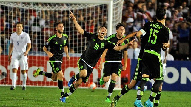 Nueva Playera Selección Mexicana Negra 2019