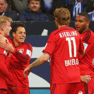 Stefan Kiessling Chicharito Bayer Leverkusen Pruebas Físicas Esposa