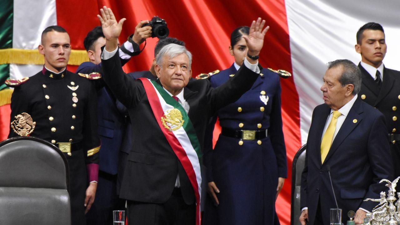 Toluca Amlo Final Cambio Presidencial Los Pleyers