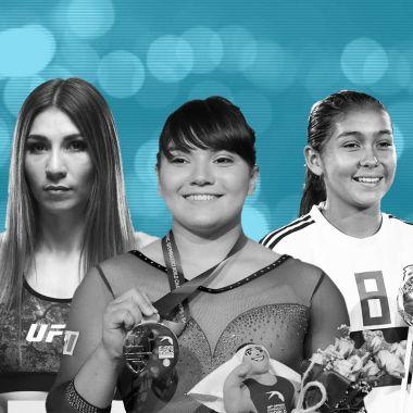 2018, el año de las mujeres en el deporte